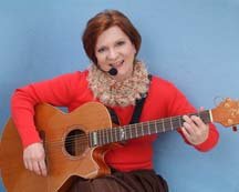 Rock The Fountain Kids' Concert Featuring Oh Susannah!